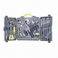 Blow case tool set and kit/199 pieces car maintenance tool, carbon steel Manufactures