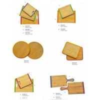 Customized Boating Gift Personalized Paddle Shaped Bamboo Cutting Board colorful Manufactures