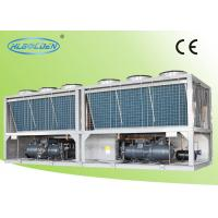 Air Conditioning Commercial Chiller Units Air Cooled with Double compressor Manufactures