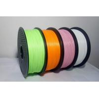 1.75 Mm Nylon 3D Printer Filament Four Types Color , 3d Printing Materials Manufactures