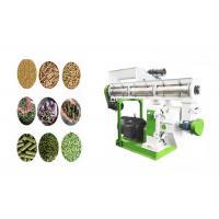 Cattle Feed Manufacturing Machine Feed Granule Making Machine For Poultry Manufactures