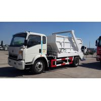 China 8 10 Ton Arm Swing Garbage Light Duty Commercial Trucks Mini City Rubbish on sale