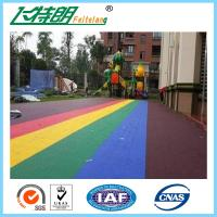 China Polypropylene Plastic Interlocking Rubber Floor Tiles Indoor Injection Recyclable on sale