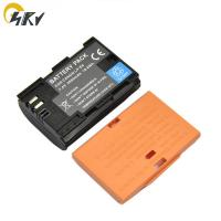 China Lp-E6 Battery for Canon 5D Mark II III and IV 70d 5ds 6D 5ds 80d 7D 60d 5ds R DSLR Cameras Bg-E14 Bg-E13 Bg-E11 Bg-E9 on sale