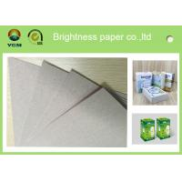 China 100% Pure Wood Pulp Coated Board Paper 250gsm - -450gsm Moisture Proof on sale