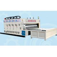 YFQ-IV Four-color Ink Printing and Slotting Machine Manufactures