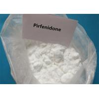 Anti-Inflamatory Pharmaceutical White Powder IPF Pirfenidone CAS 53179-13-8 Manufactures