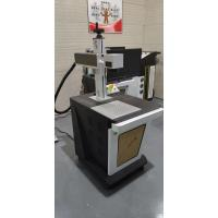 Electronic Elements Fiber Laser Marking Machine With CE Certification Manufactures