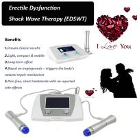 Penis Enlarger BS-SWT2X ED ESWT Acoustic Wave shockwave Therapy Cellulite Machine for Erectile Dysfunction Manufactures