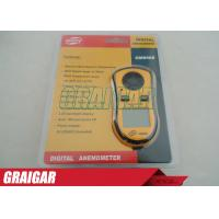 China 30m/s 65MPH LCD Digital Hand-held Wind Speed Gauge Meter Measure Anemometer Thermometer on sale