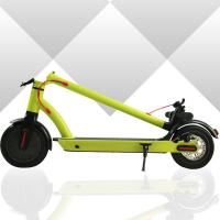 China Fashionable Outdoorsmall Motorized Scooter , Battery Operated Scooters For Adults on sale