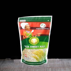BOPP/VmPET/PE foil Plastic Bag 100mic customer printed Zipper Bag food grade bags for food packaging Manufactures