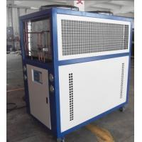 Energy Saving 3N / 380V / 50HZ Industrial Small Air Cooled Scroll Water Chiller With Phase protector Manufactures
