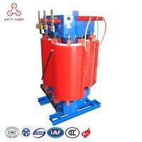 China energy saving three phase cast resin dry type distribution transformer with ISO 9001 ISO14001 on sale