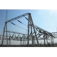 Steel Frame Structure  ElectricTransmission line  Power Polygonal Distribution Substation Manufactures
