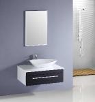 UK Glossy Modern MDF Bathroom Cabinet (TM305A) Manufactures