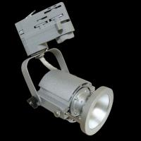 Superior design 10W three Phase LED COB Tracking Light/Fashionable Gallery LED Track Light Manufactures