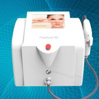China 2014 Lowest price wrinkle removal fractional rf microneedle machine on sale