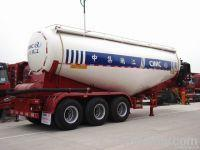 30m3 Cement Tank Semi Trailer Manufactures