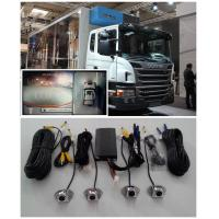 360 Degrees Around View System Birdview Lorry  Cameras System,4-way DVR, loop recording,universal model Manufactures