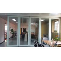 Folding Glass Partition Wall , Interior Glass Door , For Banquet Hall Manufactures
