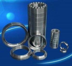 Mud Stack Thrust Angular Contact Mud Motor Bearings ,  Dual Ball Bearing128916M Manufactures