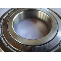GCr15 Auto Wheel Deep Groove Ball Bearings , Low Noise And Low Vibration Manufactures