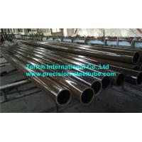 Hydraulic Cold Drawn Seamless Steel Tube EN10305-1 42CrMo4 34CrMo4 ISO 9001 Manufactures
