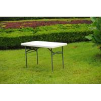 Easy-handling Foldable Plastics Table YZ-C123 Manufactures