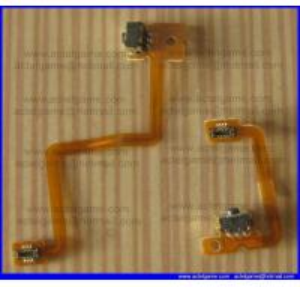3DS L R Button Cable Nintendo 3DS repair parts Manufactures