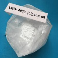 Body Building Anabolic Sarms LGD-4033 Purity 99% Sarms Ligandrol CAS 1165910-22-4 Manufactures
