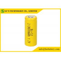 Low Self Discharge NICD Nickel Cadmium Battery 1.2V 2/3N 300mah Ong Cycle Life​ Manufactures