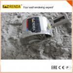9.8KG Portable Electric Concrete Mixer Rental No Need Pouring Manufactures