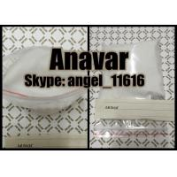 Male Growth And Development Oral Steroids Powder Oxandrolone / Anavar CAS 53-39-4 Manufactures