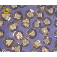 Plated Coated Diamonds And CBN Rough Surface Used In Resin Bonded Products Manufactures
