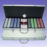Poker Chips Set (P500L ) Manufactures