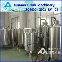 China Automatic RO / UV Water Treatment Equipments By Membrane , SS304 / 316 on sale