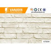 580x280mm Exterior Extruded Clay Wall Tiles Reclaimed Thin Brick Flexible Cladding Tile For Sale