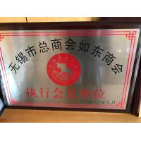 Wuxi Yujia Industry & Trading Co.,Ltd Certifications