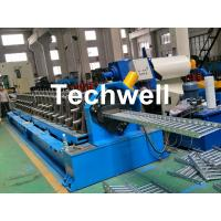 15 KW Forming Motor Power Cold Roll Forming Machine For Producing Steel Cable Tray Profile Sheets Manufactures