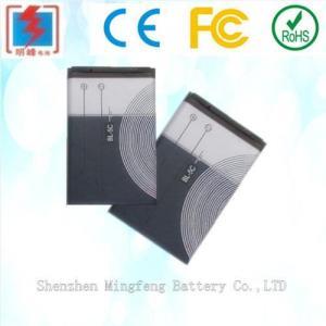 China mobile phone battery BL-5C 1050MAH Li-Ion batteryN91 on sale