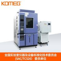 Stainless Steel Plate Temperature Humidity Chamber 408L With Cable Port Manufactures