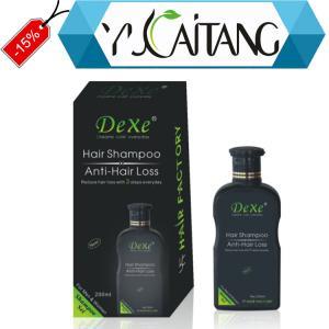 China Black plastic bottle natural anti-hair loss shampoo 200ml on sale
