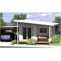 Energy Saving Prefabricated Australia Standard Granny Flats / House For Holiday Living Manufactures