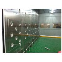 Custom Class 10000 Clean Room Air Shower Passing Tunnel With Automatic Door Manufactures