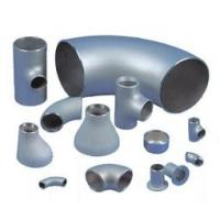 """Quality SCH80 4"""" Elbow Alloy Butt Welding Fittings A234WP5 A234WP9 ASME B16.9 for sale"""
