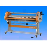 Electronic & Hand Power Cold Lamination Machine with 130mm Roller AC110V 60Hz Manufactures