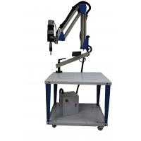 Big Mould Electric Flexible Arm Tapping Machine With Tapping Range Upto M36 Manufactures