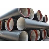 China EN877 3 meter round grey centrifugal cast iron pipe for water with OEM service on sale