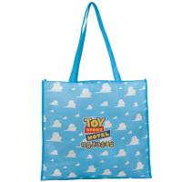 China Personalized Polypropylene Tote Bags With White Clouds On The Surface on sale